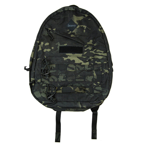 Bravo Axis Block I MultiCam Black Backpack