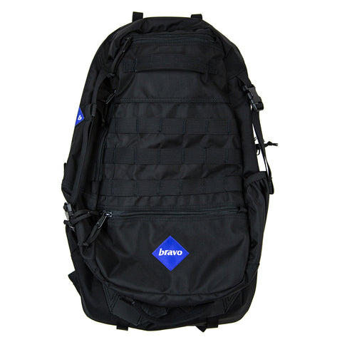 Bravo Foxtrot Block II Black Backpack