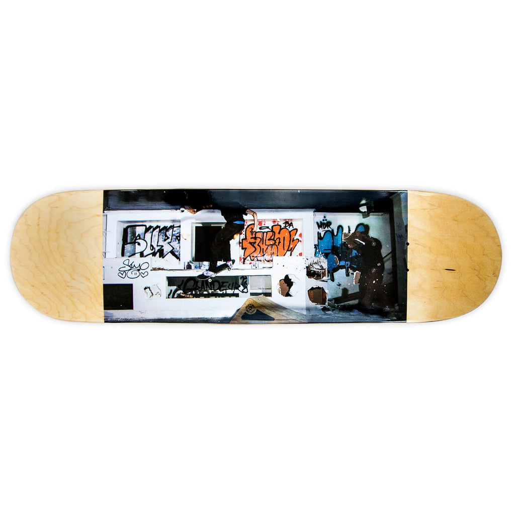 Grandeur R.I.P. To The Old Shop Graphic Deck