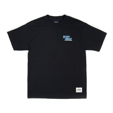 Grandeur Black G Train T-Shirt