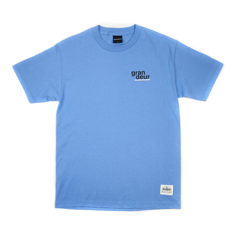 Grandeur Blue G Train T-Shirt