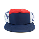 Just Have Fun Navy Parachute Packable Hat