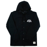 Grandeur O'side or No Side Hooded Wind Breaker