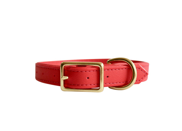 Dog Collar I Rover Red