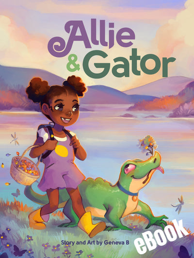 Allie & Gator (eBook)