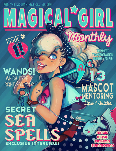 Magical Girl Monthly (Ver 1)
