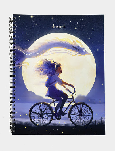 dreams. Notebook