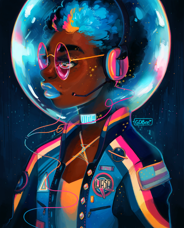 Space Letterman II