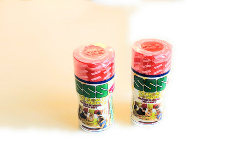 Set of 2 Carrom Powder | Carrom Board Powder for faster, competitive, smooth games