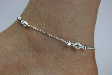 Stunning Anklet Indian Payal/Ankle foot chain/Indian wedding payal Bell/Holiday Anklet/Hen party Anklet bracelet/wedding Favours/ Anklet