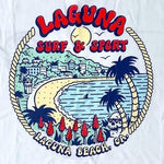 Load image into Gallery viewer, DOWNTOWN  Mens Short Sleeve Tee  (More Colors Available)  - Laguna Surf & Sport