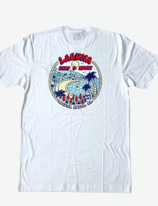 DOWNTOWN  Mens Short Sleeve Tee  (More Colors Available)  - Laguna Surf & Sport