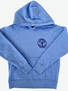 DOWNTOWN  Youth Unisex Pullover Raglan Hoodie  (More Colors Available)  - Laguna Surf & Sport