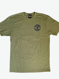 DOWNTOWN <br> Mens Short Sleeve Tee