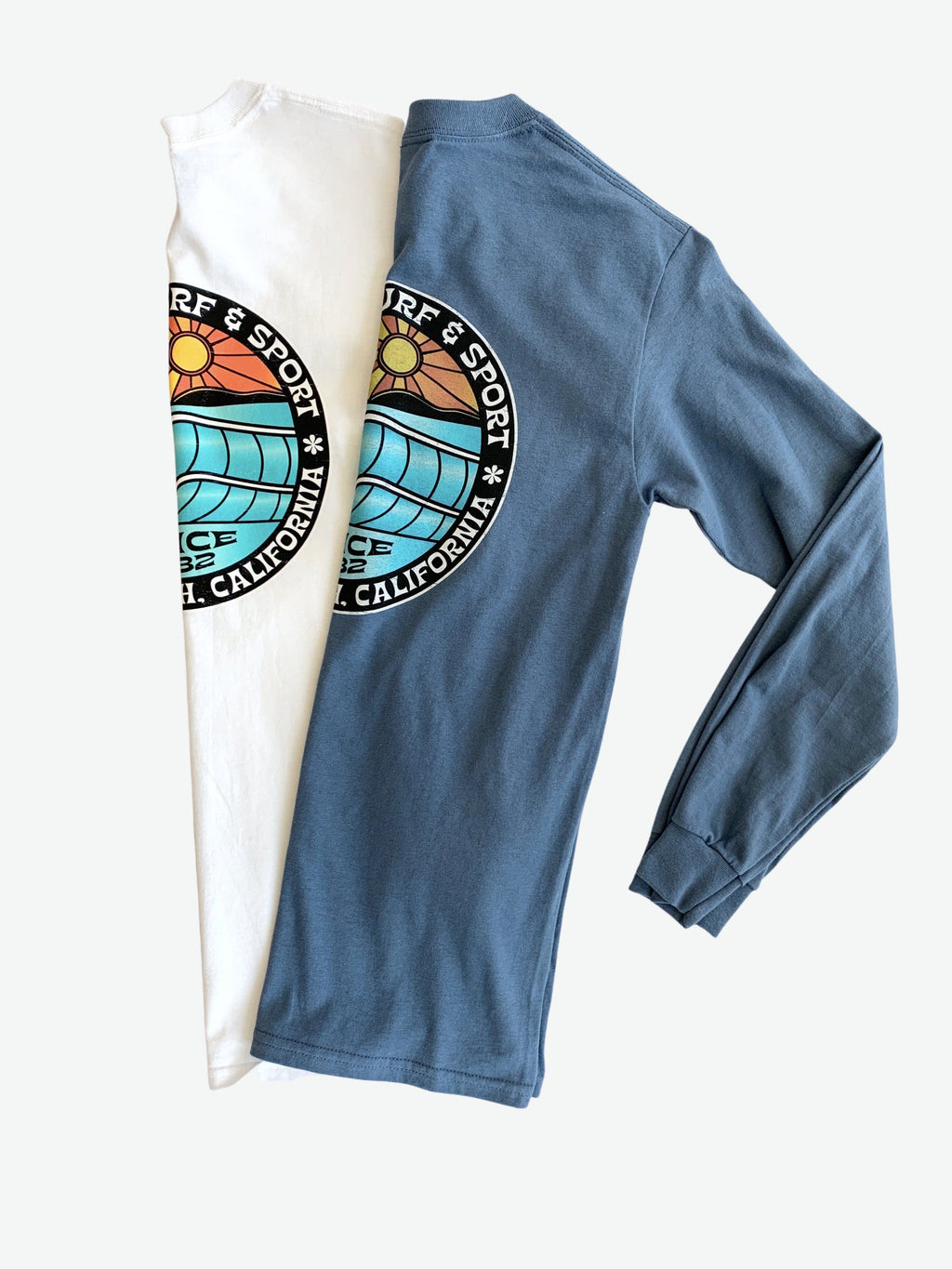 BROOKS STREET  Mens Long Sleeve Tee  (More Colors Available)  - Laguna Surf & Sport