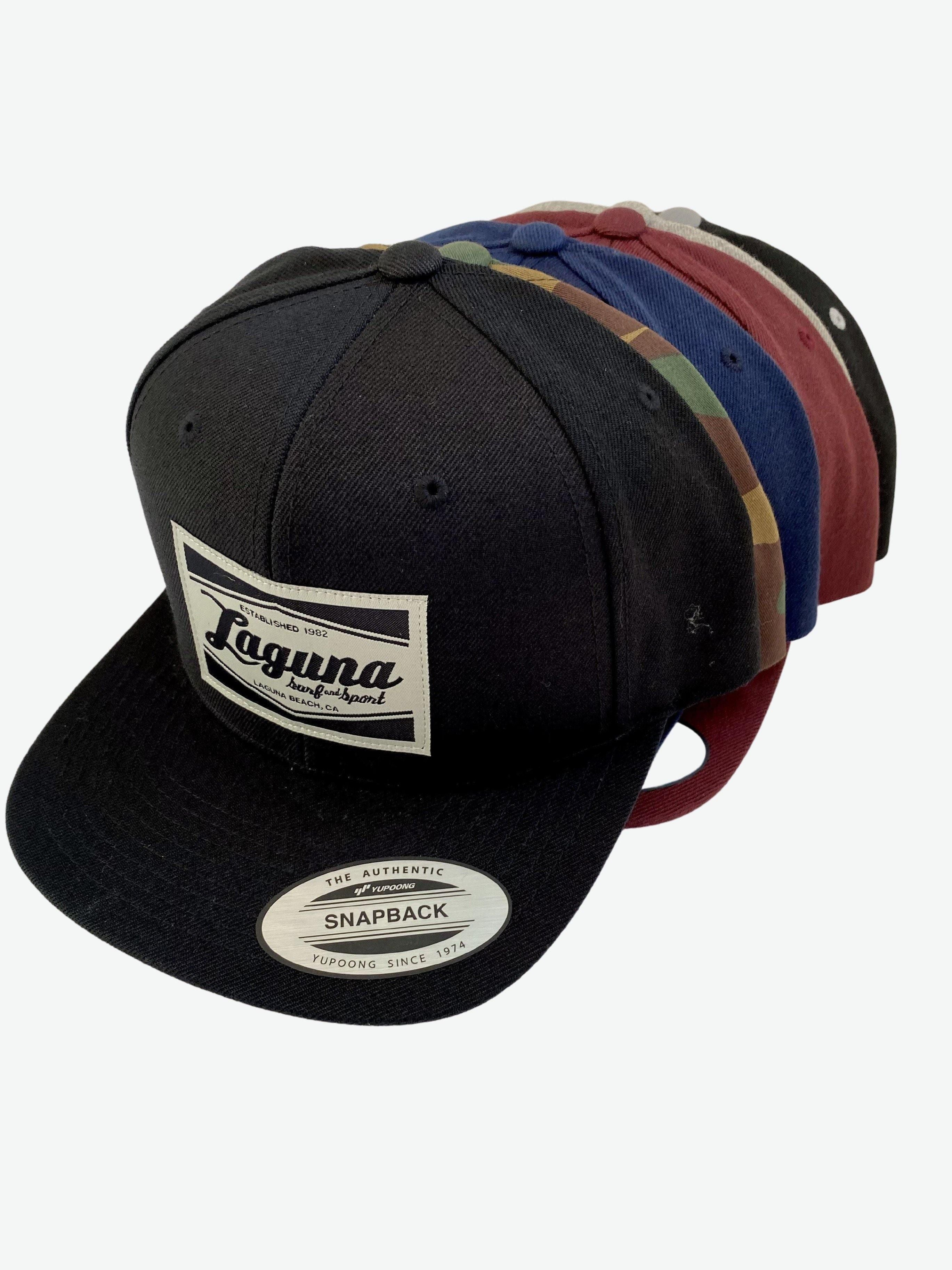 LSS CLASSIC BOX <br> Patch Snapback Hat