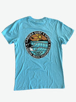 Load image into Gallery viewer, BROOKS STREET  Womens Short Sleeve Tee  (More Colors Available)  - Laguna Surf & Sport