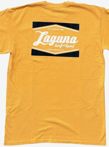 LS&S CLASSIC BOX  Mens Pigment Short Sleeve Tee  (More Colors Available)  - Laguna Surf & Sport