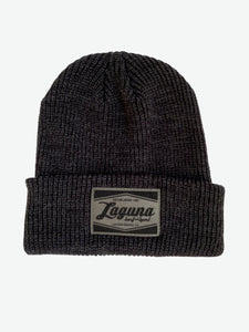 LSS CLASSIC BOX  Heavyweight Knit Patch Beanie - Laguna Surf & Sport