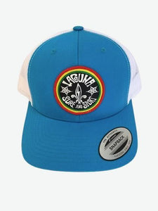 CIRCLE ROOTS  Patch Twill/Mesh Cap - Laguna Surf & Sport