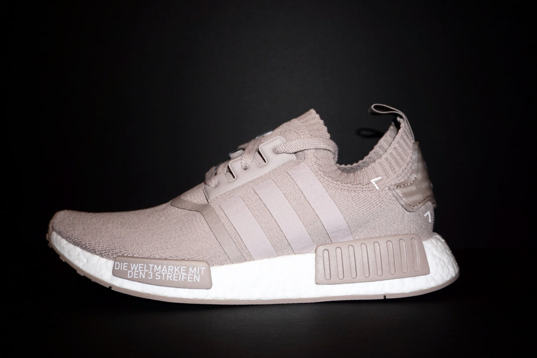 422e19010253e Adidas Nmd R1 Primeknit French Beige Color Adidas Showroom In ...
