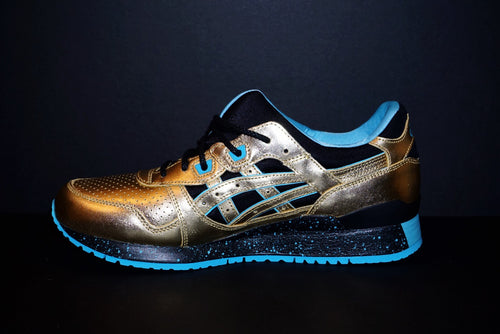ASICS X Wale X Villa Gel-Lyte III Intercontinental Champion