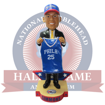 Ben Simmons Draft Day Bobblehead - National Bobblehead HOF Store