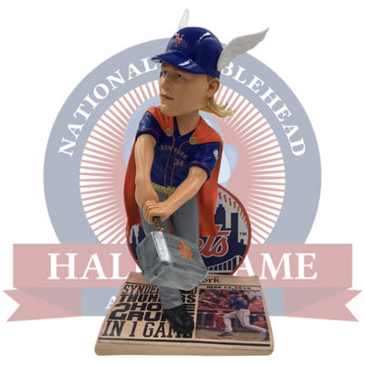 Noah Syndergaard 1 Foot Tall Bobblehead