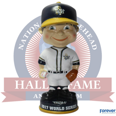 2017 MLB World Series Classic Bobble Boy Bobblehead - National Bobblehead HOF Store