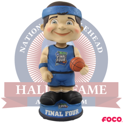 NCAA Men's Basketball 2019 Final Four Classic Bobble Boy Bobblehead