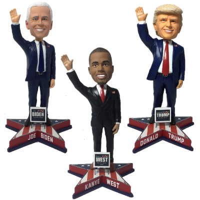 2020 Presidential Candidate Bobbleheads (Presale)