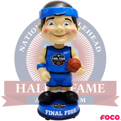 NCAA Men's Basketball 2020 Final Four Classic Bobble Boy Bobblehead