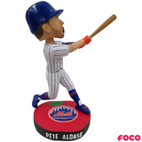 New York Mets Apple Base Bobbleheads