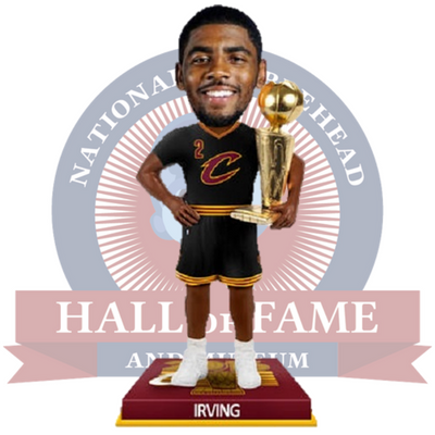 Kyrie Irving 2016 NBA Champions 3 Foot Bobblehead - National Bobblehead HOF Store