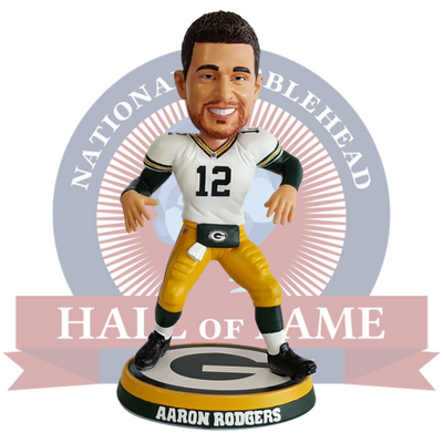 Aaron Rodgers Discount Double Check Bobblehead