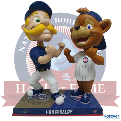 I-94 Rivalry Bobblehead - National Bobblehead HOF Store