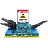 "Chance the Snapper and Frank ""Alligator"" Robb Bobbleheads (Presale)"