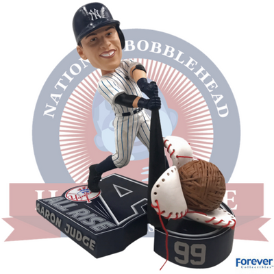 Aaron Judge New York Yankees Heavy Hitter Bobblehead - National Bobblehead HOF Store