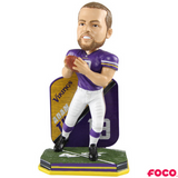 Adam Thielen Minnesota Vikings and Mankato Bobbleheads - National Bobblehead HOF Store