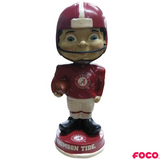 College Football Vintage Bobbleheads