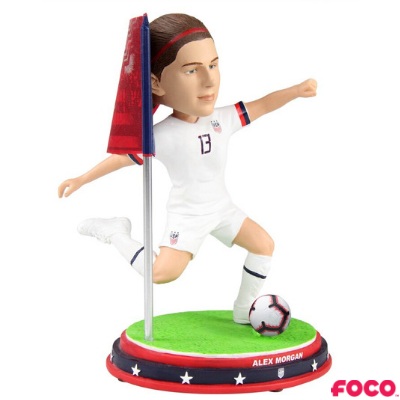 U.S. Soccer Women's National Team 2019 World Cup Bobbleheads