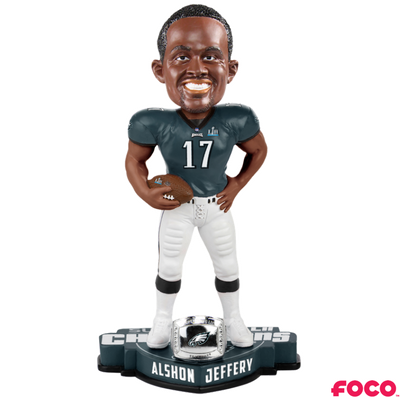 Alshon Jeffery Philadelphia Eagles Super Bowl LII Champions Bobblehead