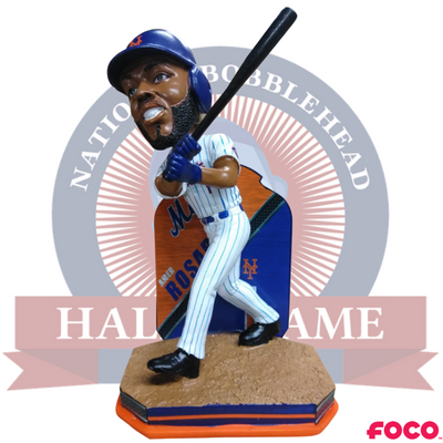 Amed Rosario New York Mets Rookie Bobblehead - National Bobblehead HOF Store
