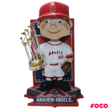 MLB World Series Champions Mascot Bobbleheads