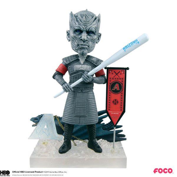 Statuette Night King: Game Of Thrones MLB Bobbleheads