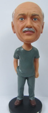 Casual Male Bobblehead #4 - National Bobblehead HOF Store
