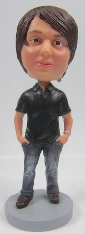 Casual Male Bobblehead #9 - National Bobblehead HOF Store