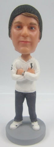 Casual Male Bobblehead #13 - National Bobblehead HOF Store