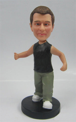 Casual Male Bobblehead #14