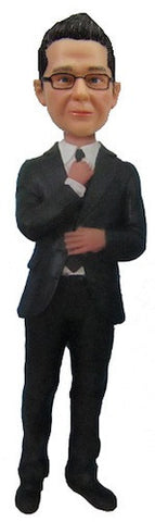 Businessman Bobblehead #4